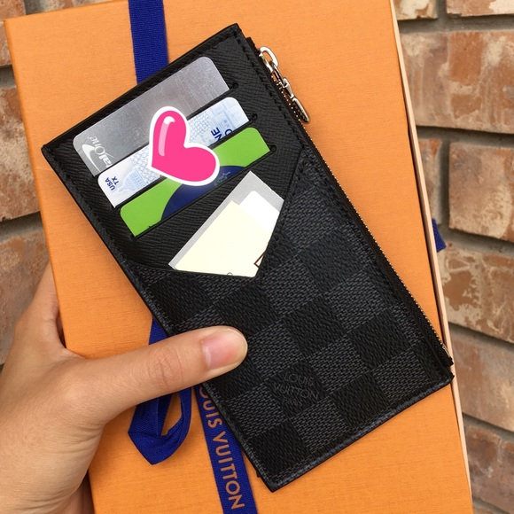 c84283c45c Louis Vuitton coin card holder